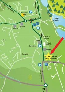 Castleblayney Map